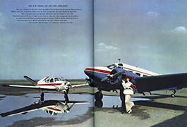 The N-M Touch: His and Her Airplanes