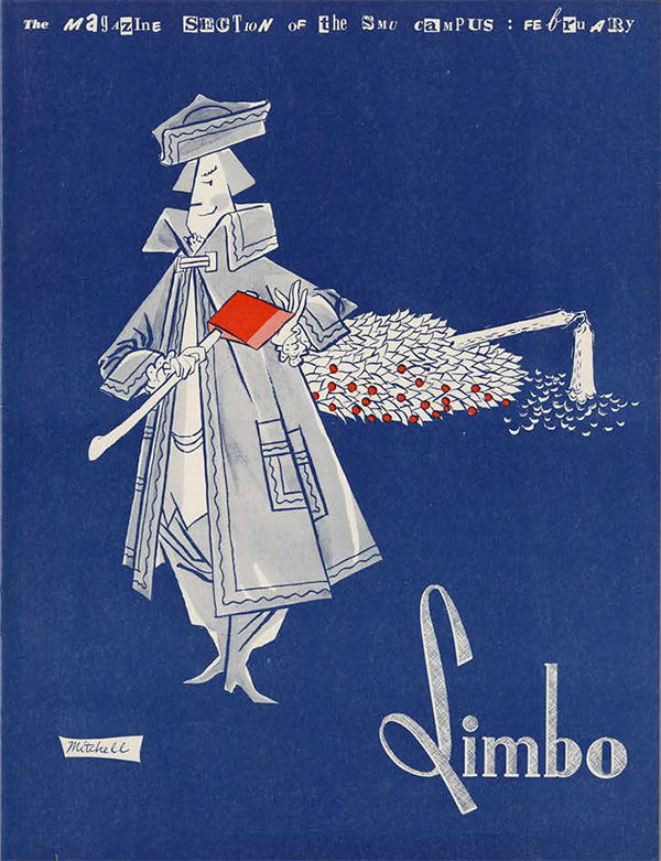 Limbo, Volume 01, Issue 04, February 1950