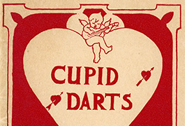 Cupid Darts, 1922