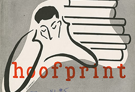 Hoofprint, Volume 01, Issue 05, June 1953