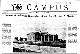 The Campus, Volume I, Number 020; February 18, 1916