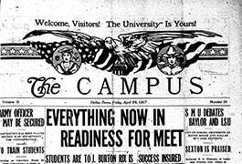 The Campus, Volume II, Number 029, April 20, 1917