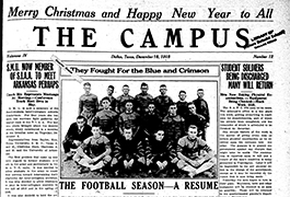 The Campus, Volume IV, Number 012, December 18, 1918