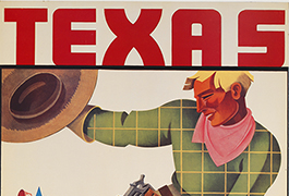 [Texas Centennial Celebrations: Cowboy]