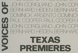 Texas Premieres: March 19, 1979