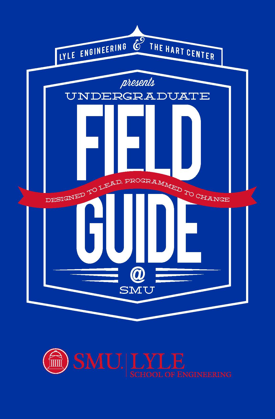 Undergrad Field Guide Cover