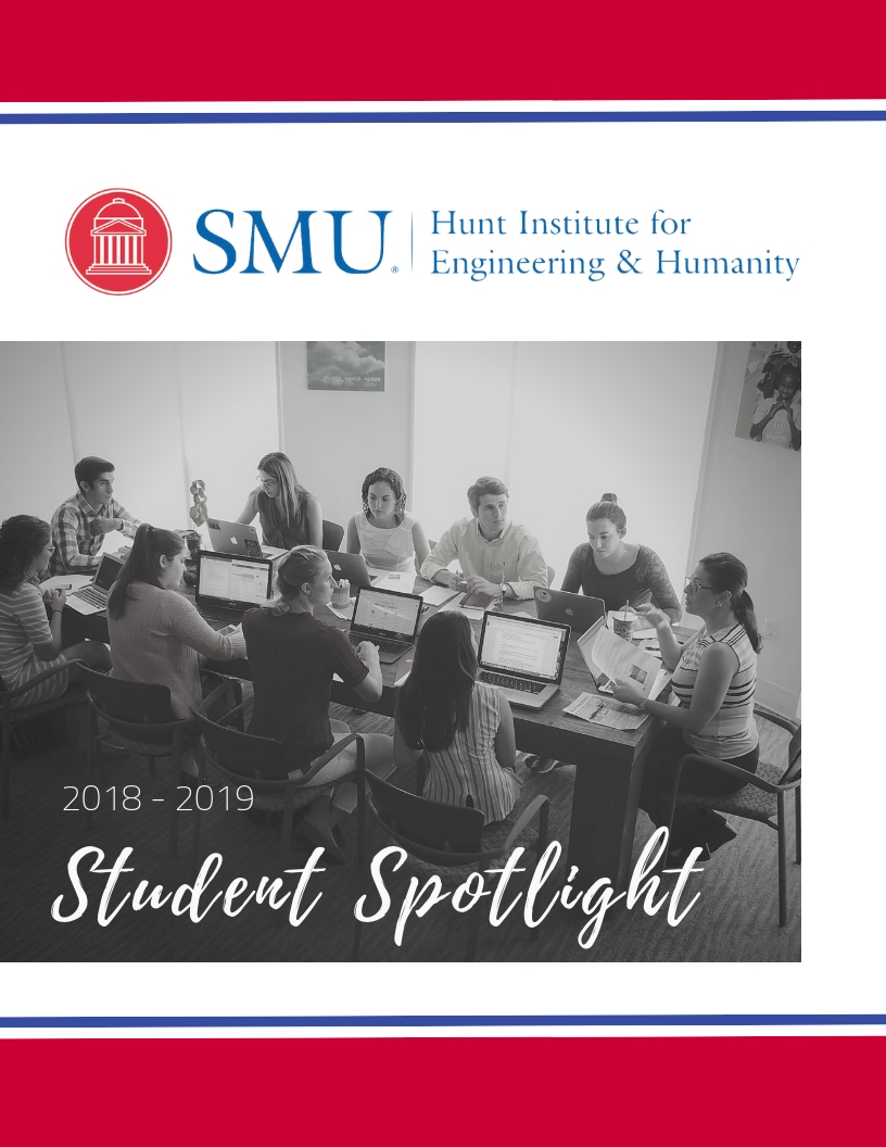 SMU Hunt Institute for Engineering & Humanity Student Team