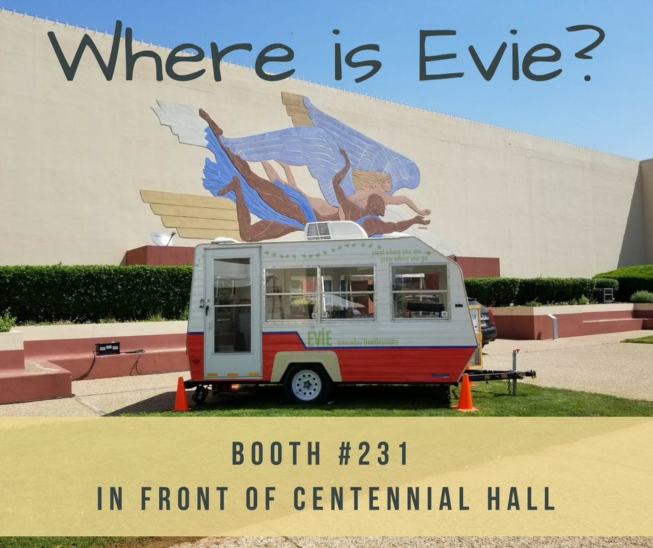 Booth 231, Evie at Earthx