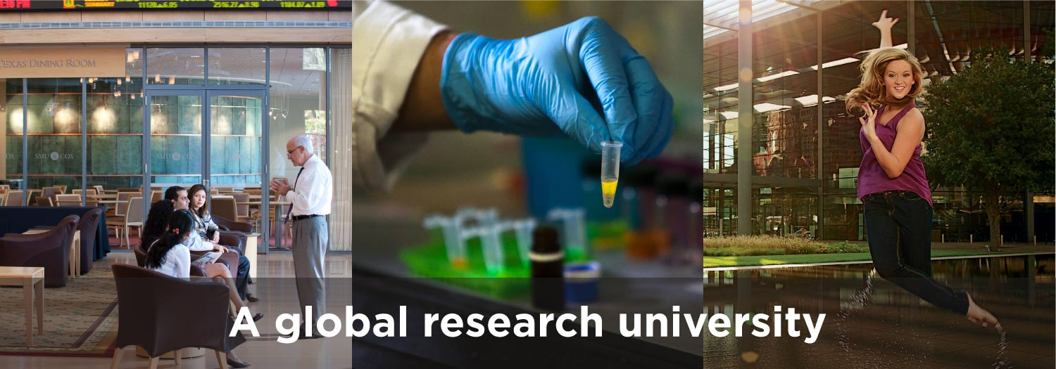 A global research university