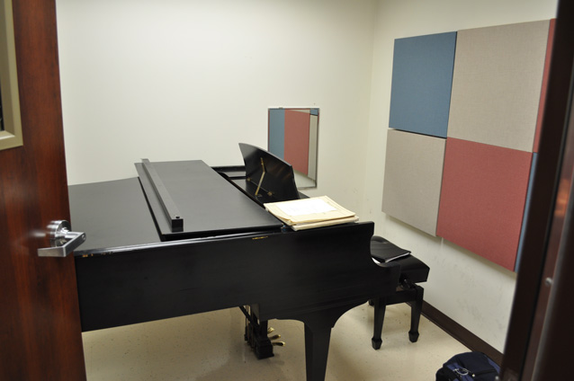 Johnson Music Practice Room Complex About Meadows School Of The Arts Smu