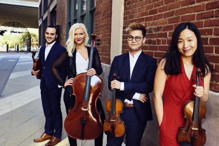 Peak Fellowship Ensemble-in-Residence - Music - Meadows