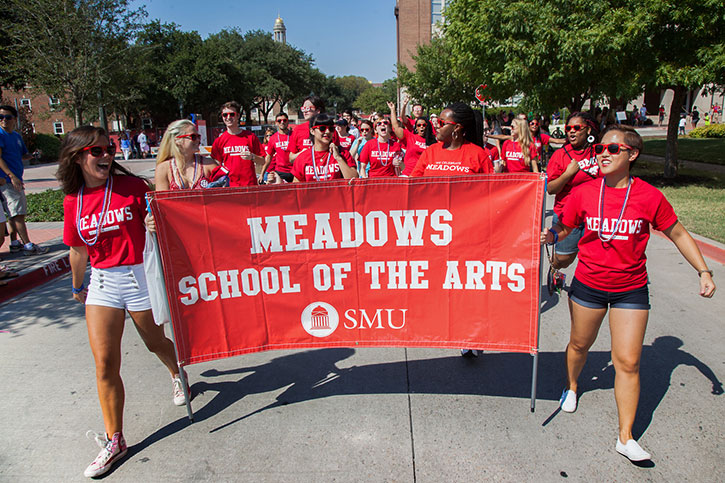 SMU Meadows Admissions