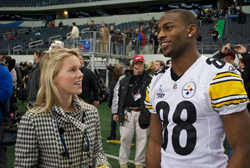 Kimmie Ryan Speaks with Emmanuel Sanders
