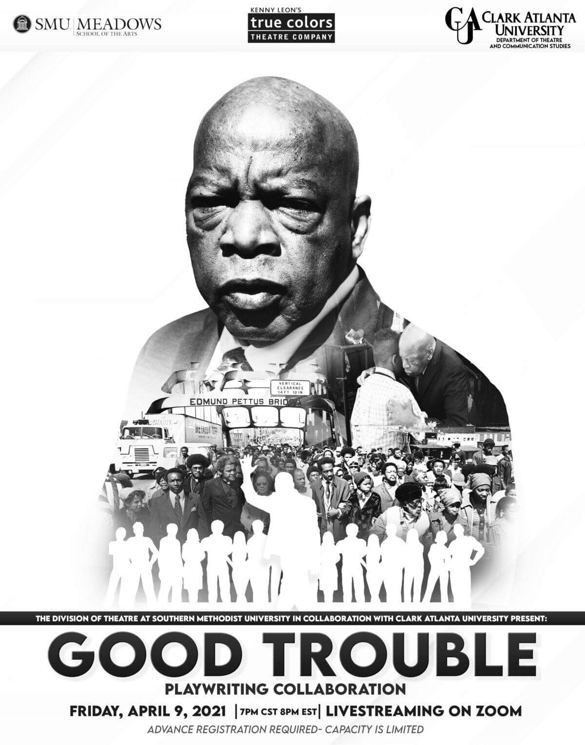 Good Trouble - Poster