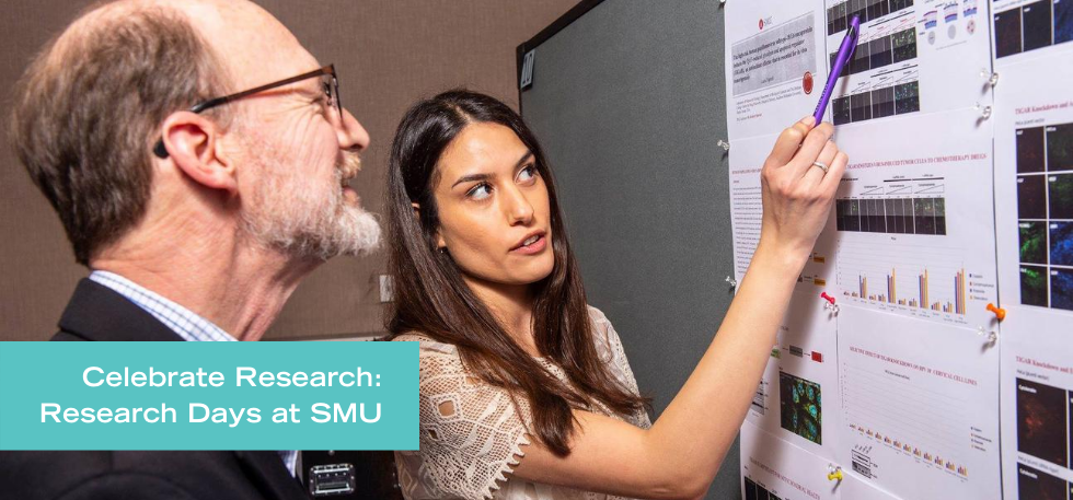 Discover how we celebrate student work at Research Days