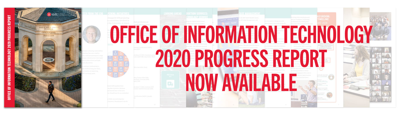 2020 OIT Progress Report