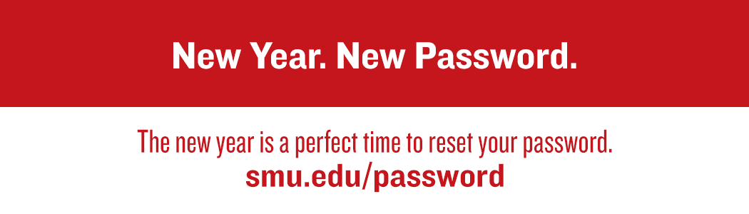 New Year. New Password.