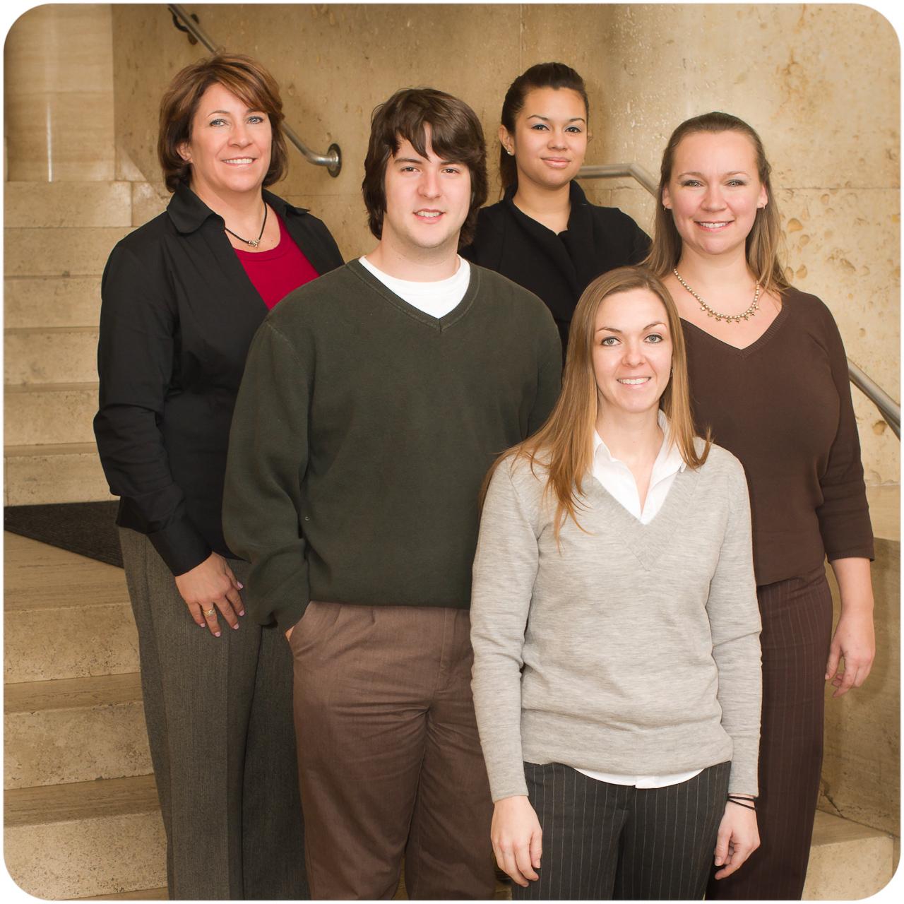 OIT Help Desk Staff 2013