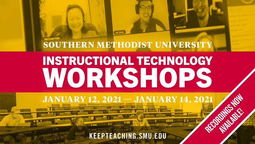 Instructional Technology Workshops