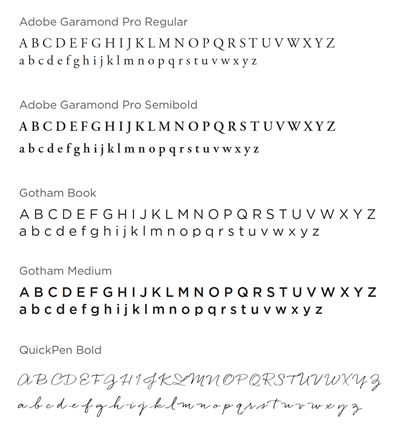 Typography - SMU