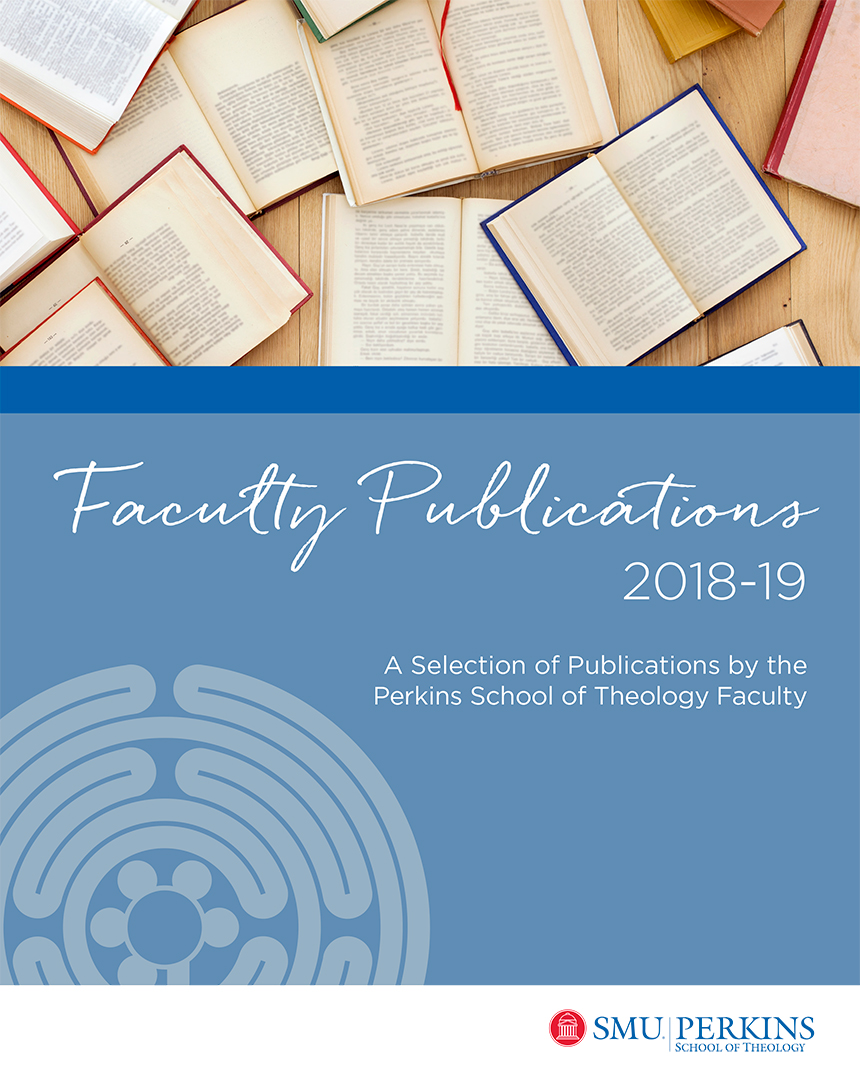 2018-19 Faculty Publications