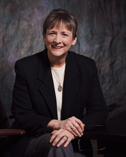 Rev. Karen Greenwaldt, 2014 Perkins School of Theology Distinguished Alumna
