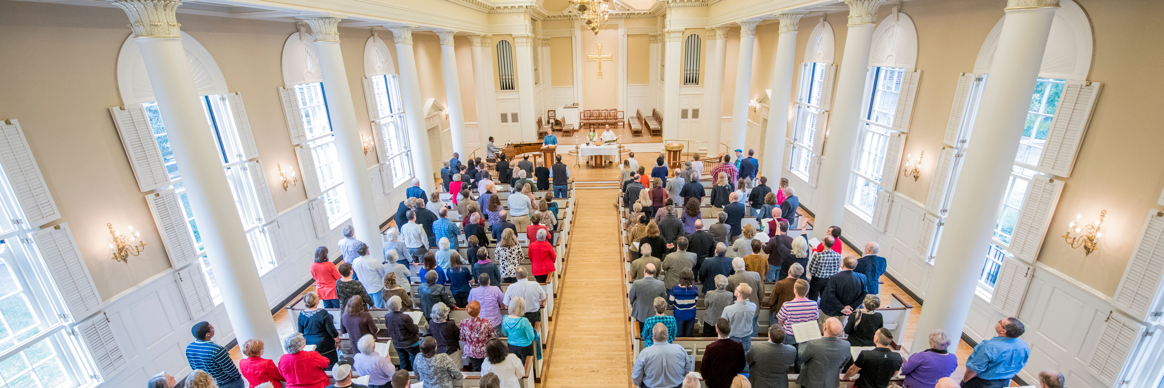 Perkins Chapel Worship