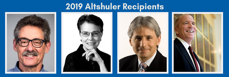 Altshuler recipients