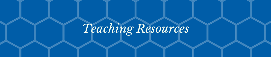 Teaching Resources Banner