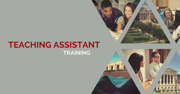 teaching assistant training - smu