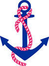 Delta Gamma Anchor
