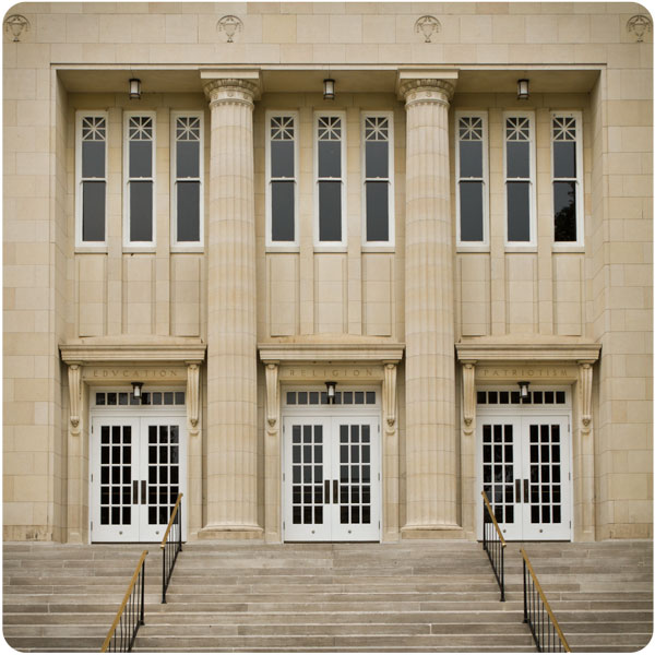 McFarlin Auditorium