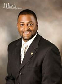 Anthony Graham, Dean, College of Education, North Carolina A&T State University