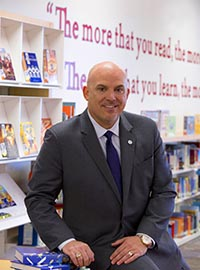 Kent Paredes Scribner, Superintendent, Fort Worth Independent School District