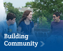 Building Community: In multiple ways, SMU engages with the wider Dallas-Fort Worth community. SMU's schools, institutes, faculty, staff, and students are involved in -- and changed by- engagement with the vast challenges and opportunities posed by the fourth largest metropolitan area in United States.