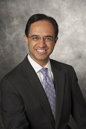 Milan Sevak, Clinical Associate Professor and Director for the Aspiring Leaders Program
