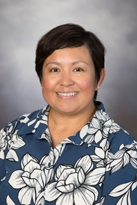 Cloris Rangel, Ed.D. in Educational Leadership, Class of 2022
