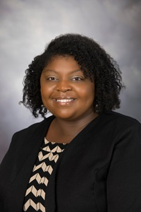 Danielle Riddick, Ed.D. in Educational Leadership, Class of 2022