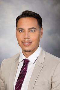 Emmanuel Trevino, Ed.D. in Educational Leadership, Class of 2022