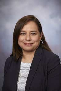 Lourdes Garduno, Ed.D. in Educational Leadership, Class of 2021