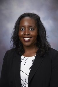 Charlene Goss, Ed.D. in Educational Leadership, Class of 2021