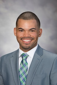 Justin James, Ed.D. in Educational Leadership, Class of 2022