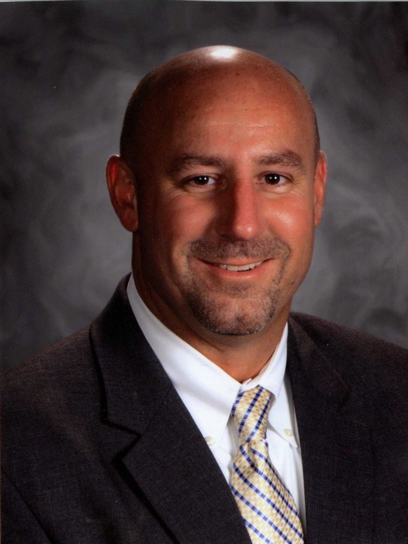 Dr. Tom Maglisceau, Principal, Rockwall-Heath High School, Rockwall ISD