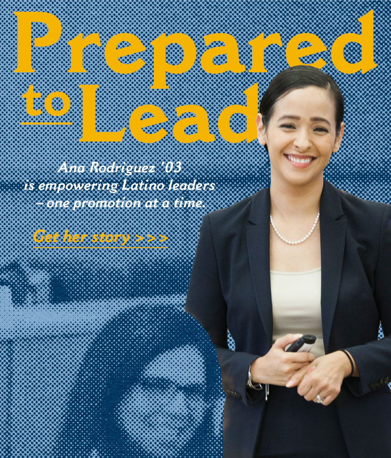 Ana Rodriguez - Prepared to Lead