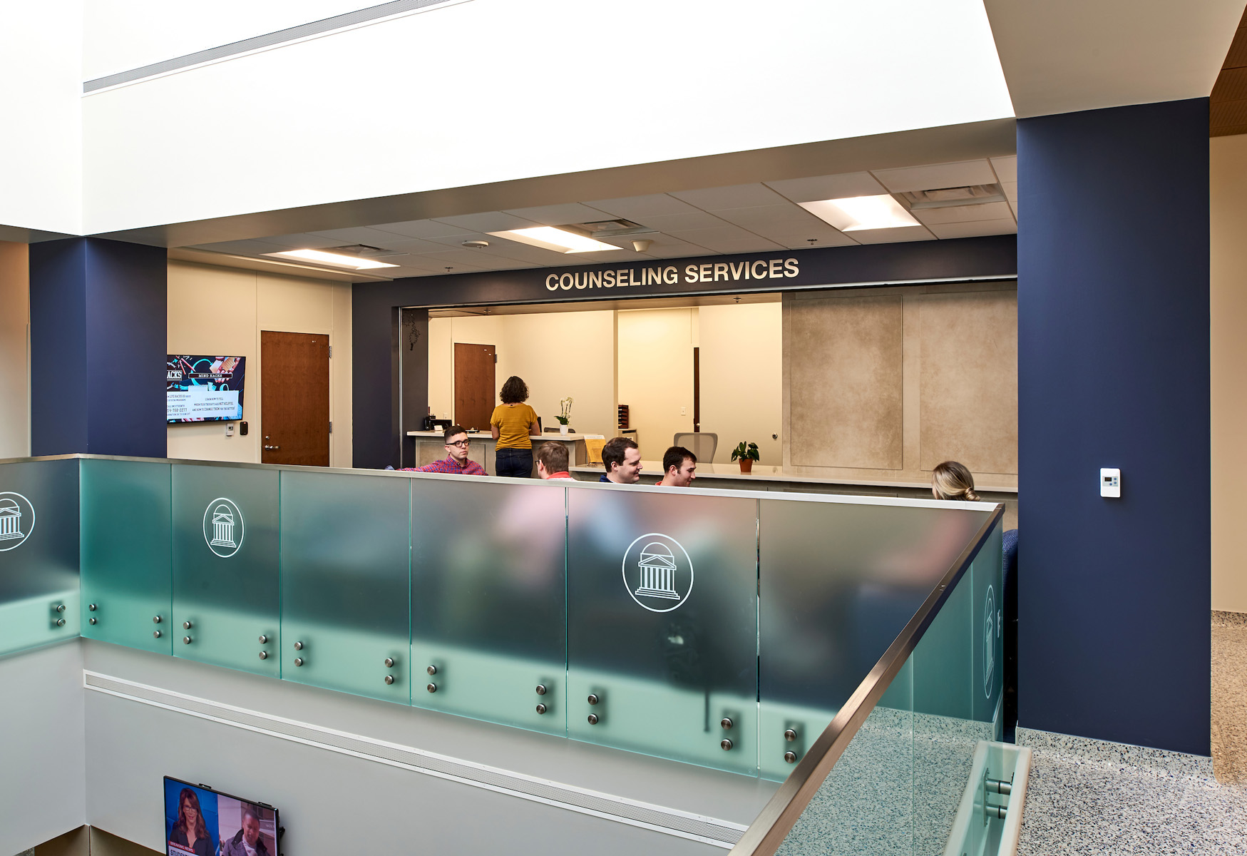 Photo of Counseling Services Office