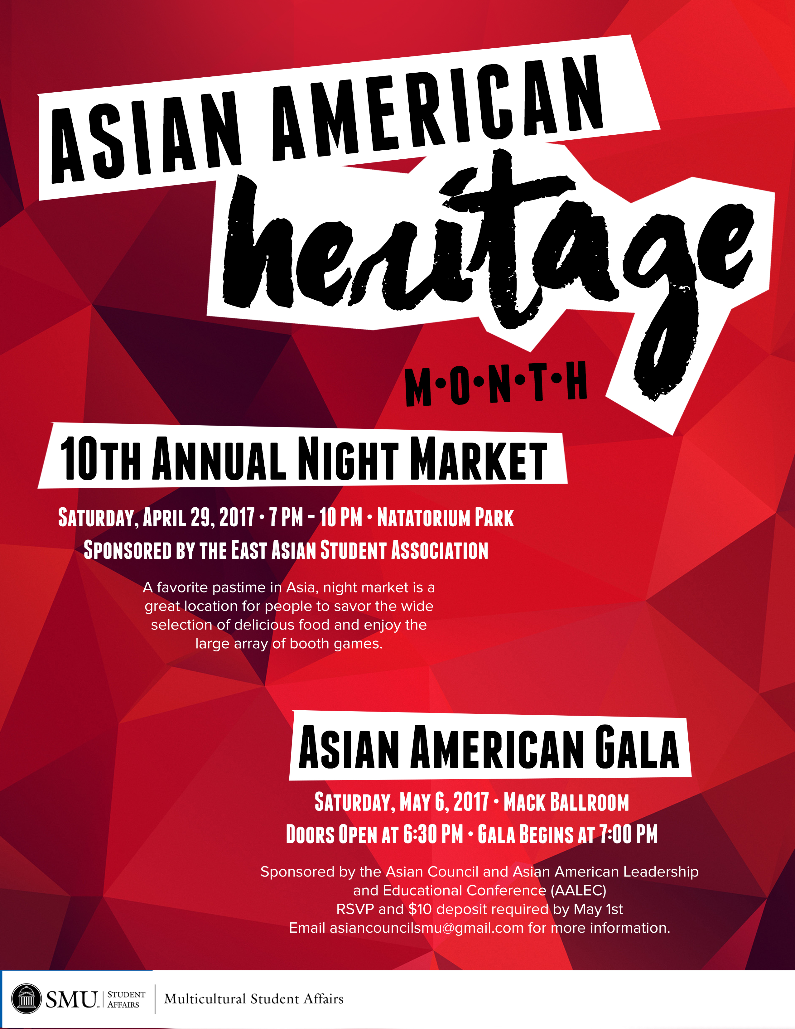 Asian American Heritage Month