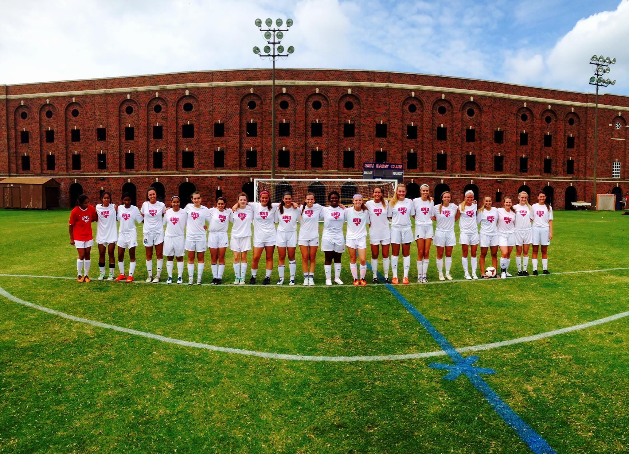 Women's Soccer | SMU vs. Texas Southern — Amy Lane Photo