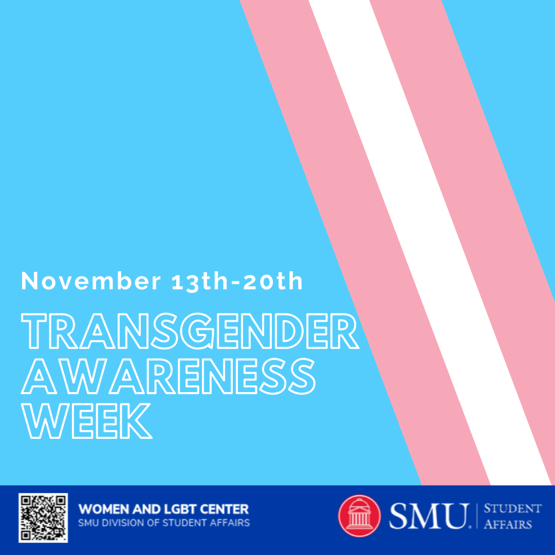 Transgender Awareness Week Nov. 13th-20th