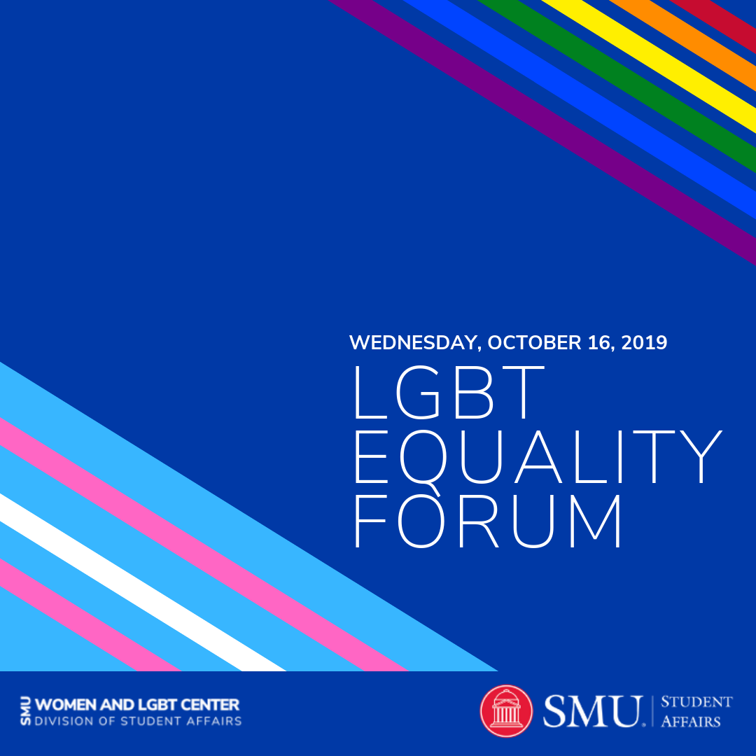 LGBT Equality Forum Wednesday, October 16, 2019