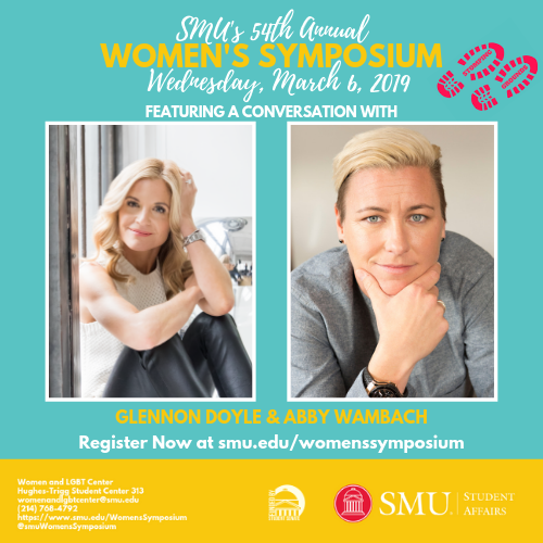 Featuring a Closing Conversation with Glennon Doyle and Abby Wambach